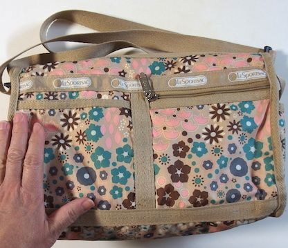 レスポートサックのバッグ