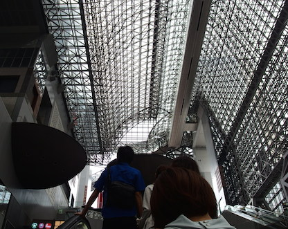 京都駅風景