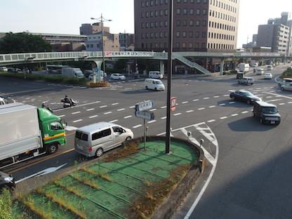 京都の通り