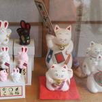 招き猫京都