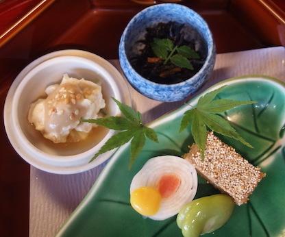萬次郎前菜2