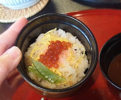 萬次郎ちらし寿司