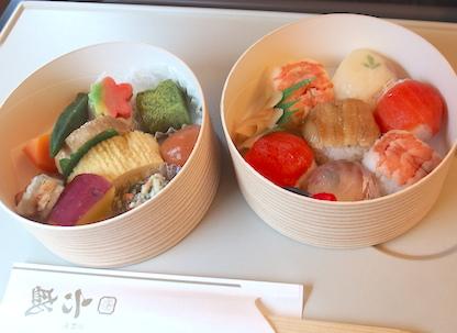六盛お弁当2段
