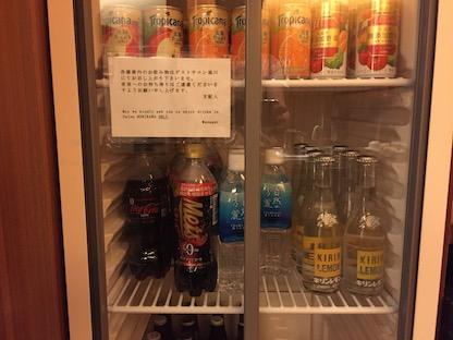 冷蔵庫飲み物1
