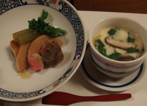 野菜炊き合わせ