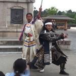 仙台城おもてなし武将隊