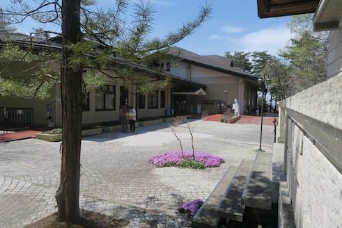 宮沢賢治記念館入り口