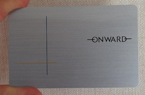 オンワードカード