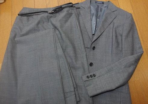 ニューヨーカーのスーツ