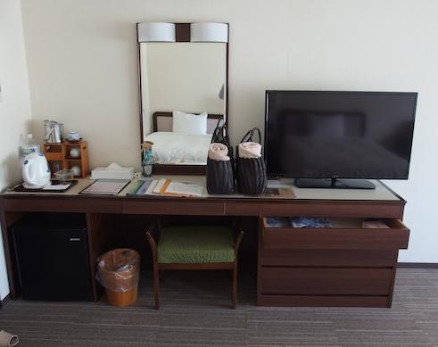 リ・カーヴ箱根の部屋