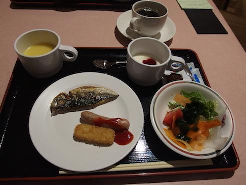 リ・カーヴ箱根朝食