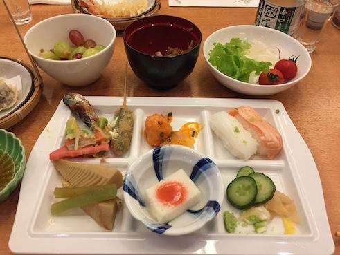 名鉄犬山ホテル食事1