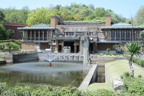 明治村帝国ホテル