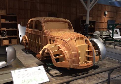 トヨタのモデル作り