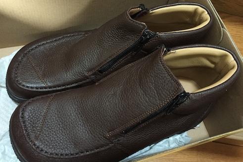 ヤコフォームの靴