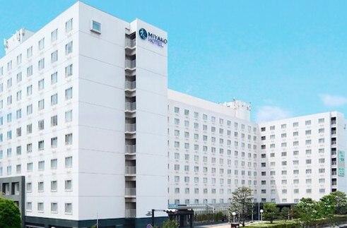都ホテル京都八条外観